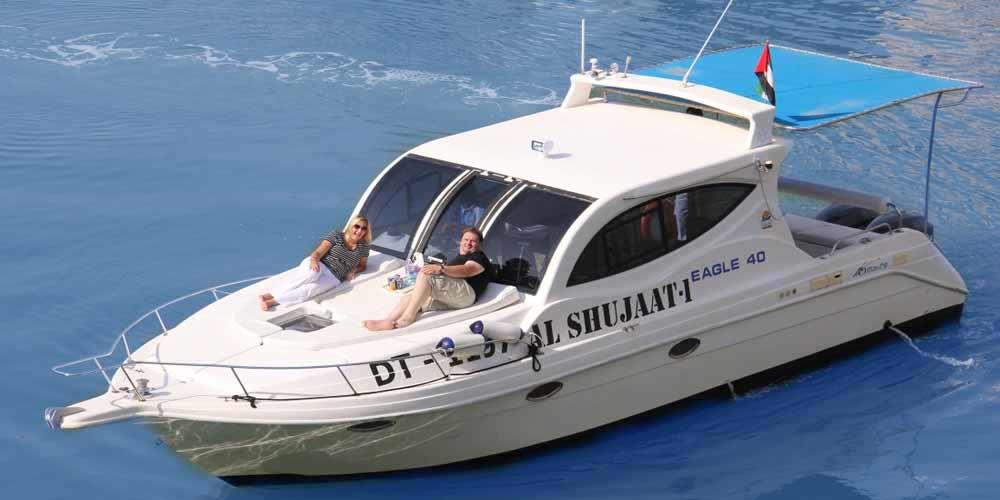 37 Feet Yacht - Al Shujaat 1