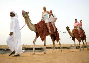 Adventurous Desert Acitivites