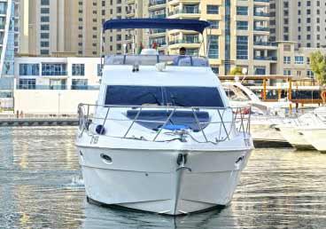 Best Vacation on the 42 Feet Luxury Yacht