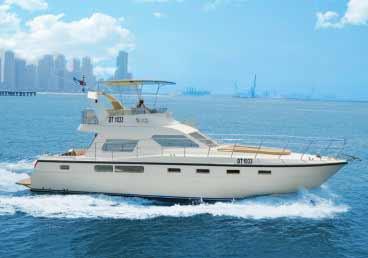45 Feet Luxury Yacht Cruise in Dubai