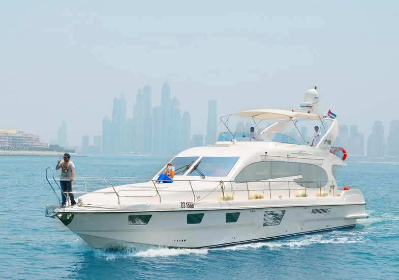 Luxury 70 Feet Caribbean Sailing Yachts in Dubai