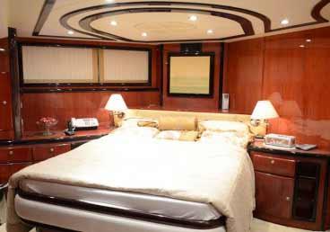 Best Vacation on the 85 Feet Luxury Yacht
