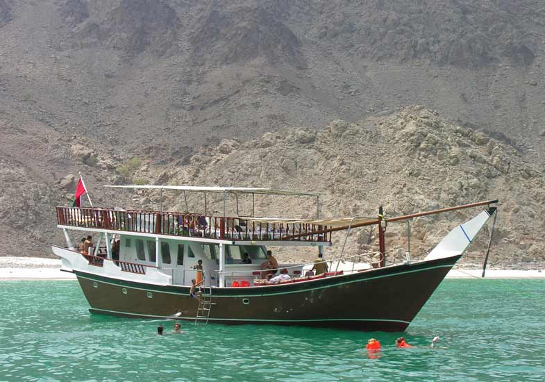 Musandam Dibba Tour - Day Out Dubai
