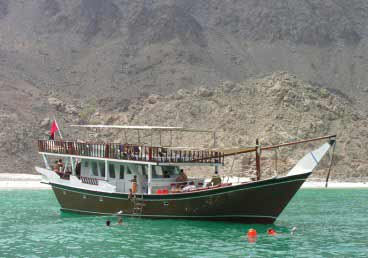 Musandam Dibba Tour to Explore Oman
