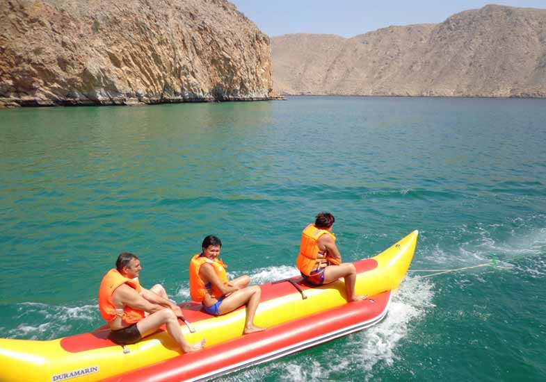 Make your trip more memorable while enjoying snorkeling, speed boats, banana boat