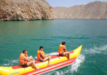 Memorable Musandam Dibba Boat Trip Oman