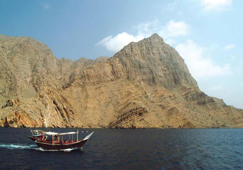See and explore spectacular view of Khasab