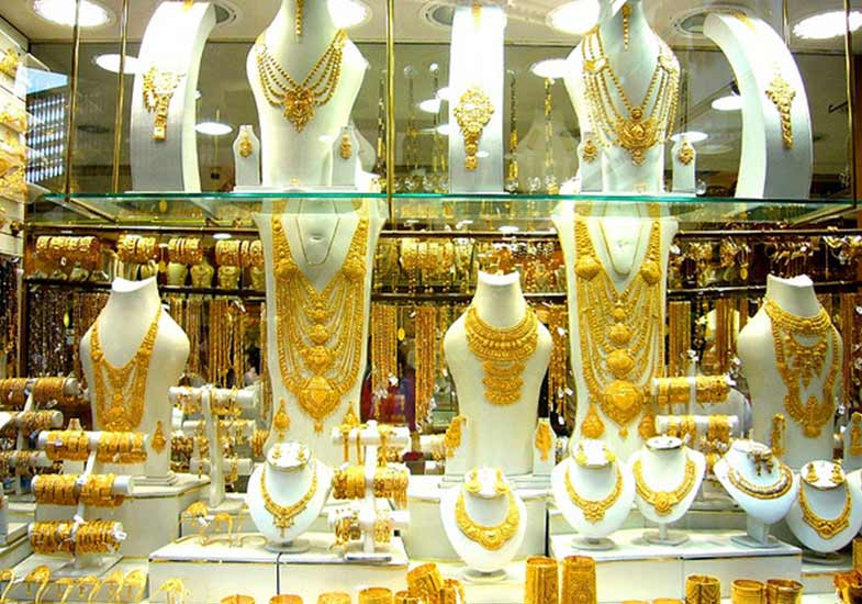 Gold Souk is the traditional market in the heart of Deira reminds you of old Dubai days