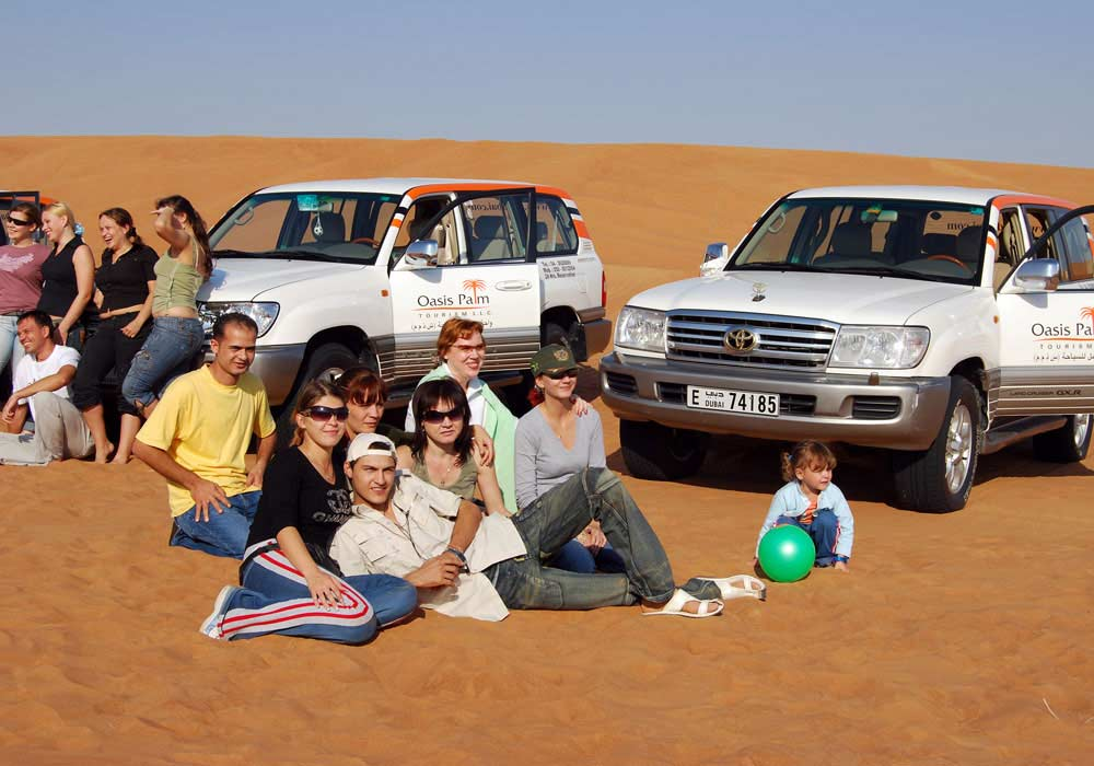 Desert Safari Gathering