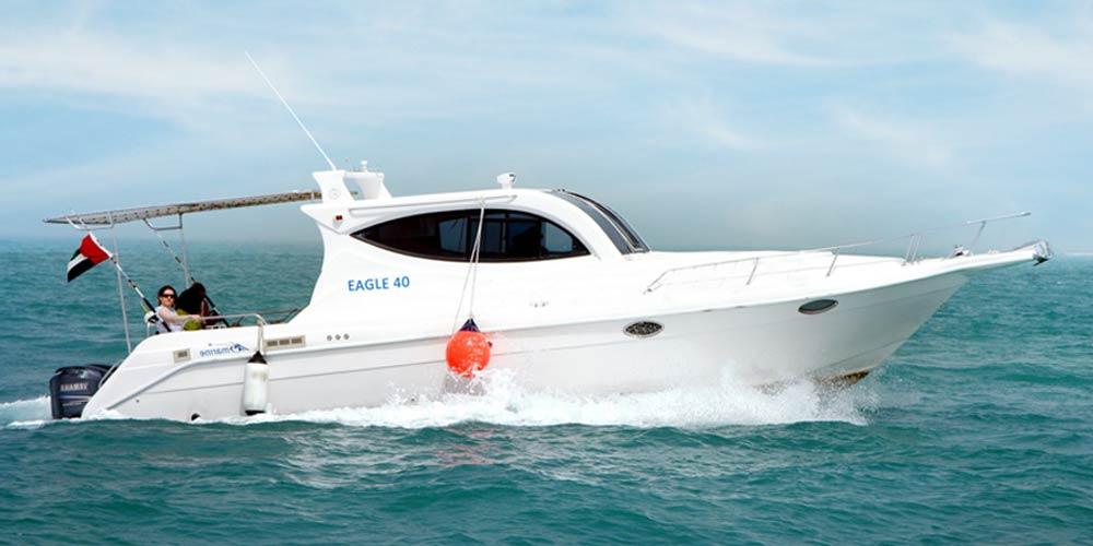 37 Feet Sports Fishing Yacht - Al Shujaat 1