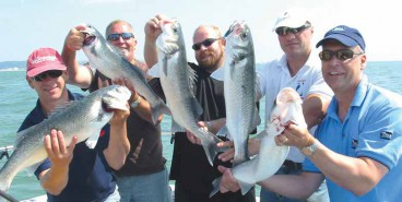 Memorable fish hunting tour Dubai
